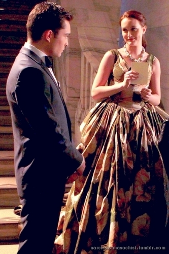 Blair & Chuck 3x21 stills