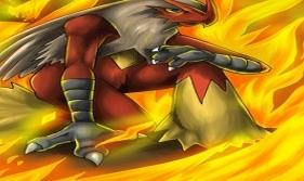 fighting type pokemon images blaziken wallpaper and