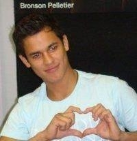 Bronson Pelletier on Bronson Pelletier   Bronson Pelletier Photo  12822374    Fanpop