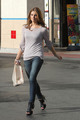 Candids: Ashley Greene stops at Ralph's, a sound studio and her stylist [June 7th] - twilight-series photo