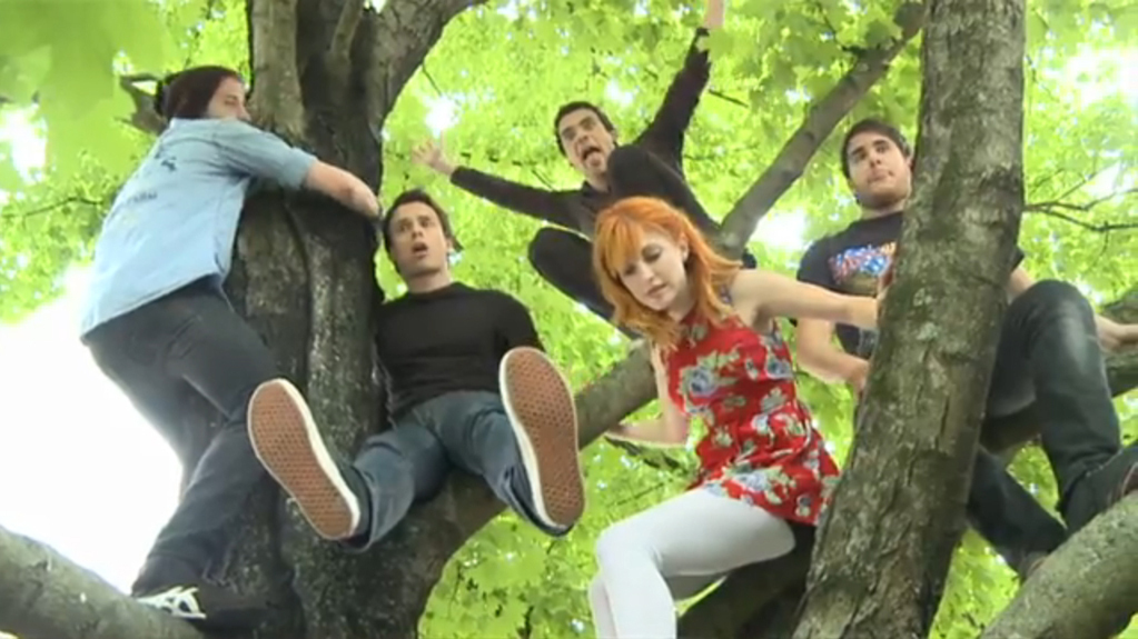 Careful Paramore Album Paramore You Can 39 t be Too Careful Anymore When All That is Waiting For You