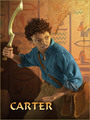 Carter Kane - the-kane-chronicles photo