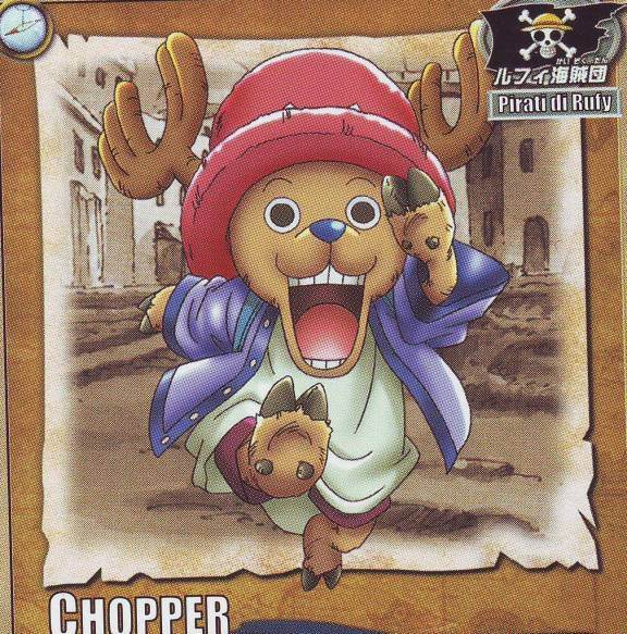 One Piece: Chopper - Photo Gallery