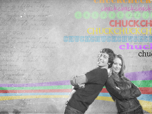 Sarah Lisa Walker wallpaper entitled Chuck & Sarah