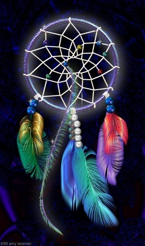 Colorful Dreamcatcher