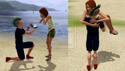 duncan and courtney images courtney will you marry me hd
