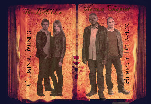 Criminal Minds wallpaper titled Criminal Minds The New Chapter