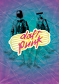 Daft Punk - daft-punk fan art