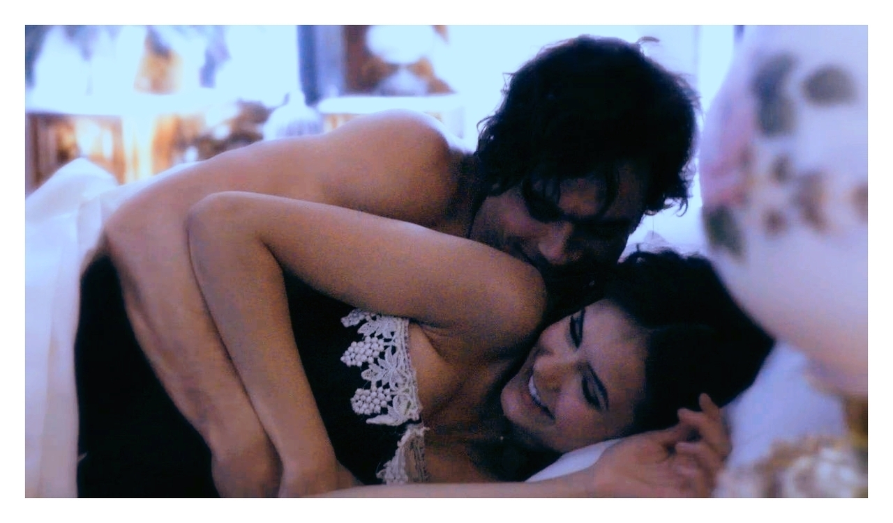 Bed Sex Scene 23