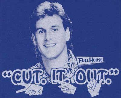 Dave Coulier aka Joey Gladstone