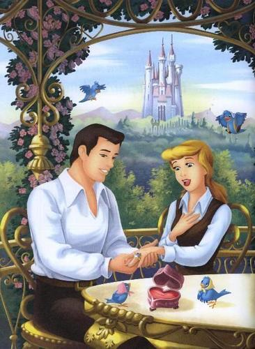 Disney Couple