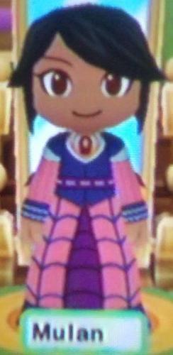 ディズニー Princess Sims