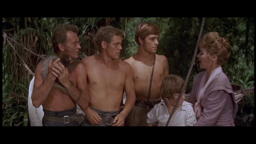 swiss family robinson how technology has The family is alone but nothing can keep the cheerful swiss family robinson  down for long father and mother robinson, along with their four irrepressible  boys.