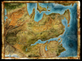 Map of Thedas - dragon-age-origins wallpaper