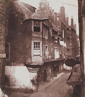 Edinburgh, 1854–57