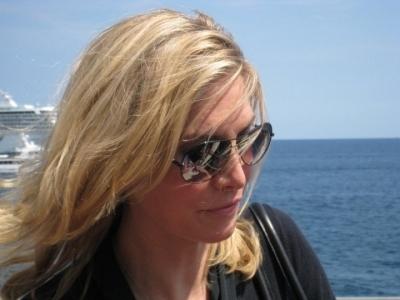 Elizabeth Mitchell Monte Carlo Interview