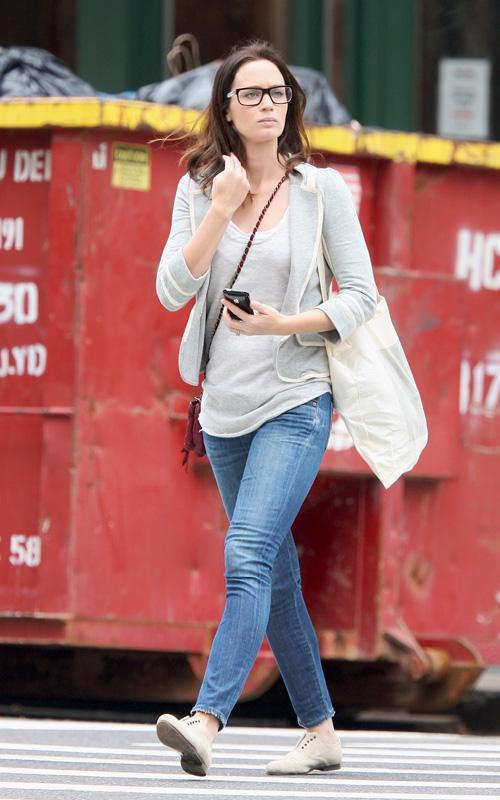 Emily Blunt in NYC (May 24)