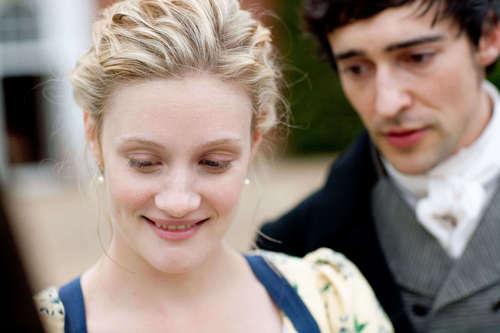 Jane Austen 바탕화면 titled Emma & Mr Elton