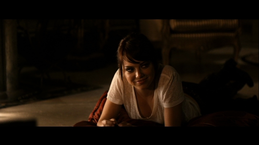 Emma Stone Images Emma In Zombieland Hd Wallpaper And Background