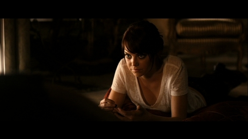 एमा स्टोन वॉलपेपर entitled Emma in Zombieland
