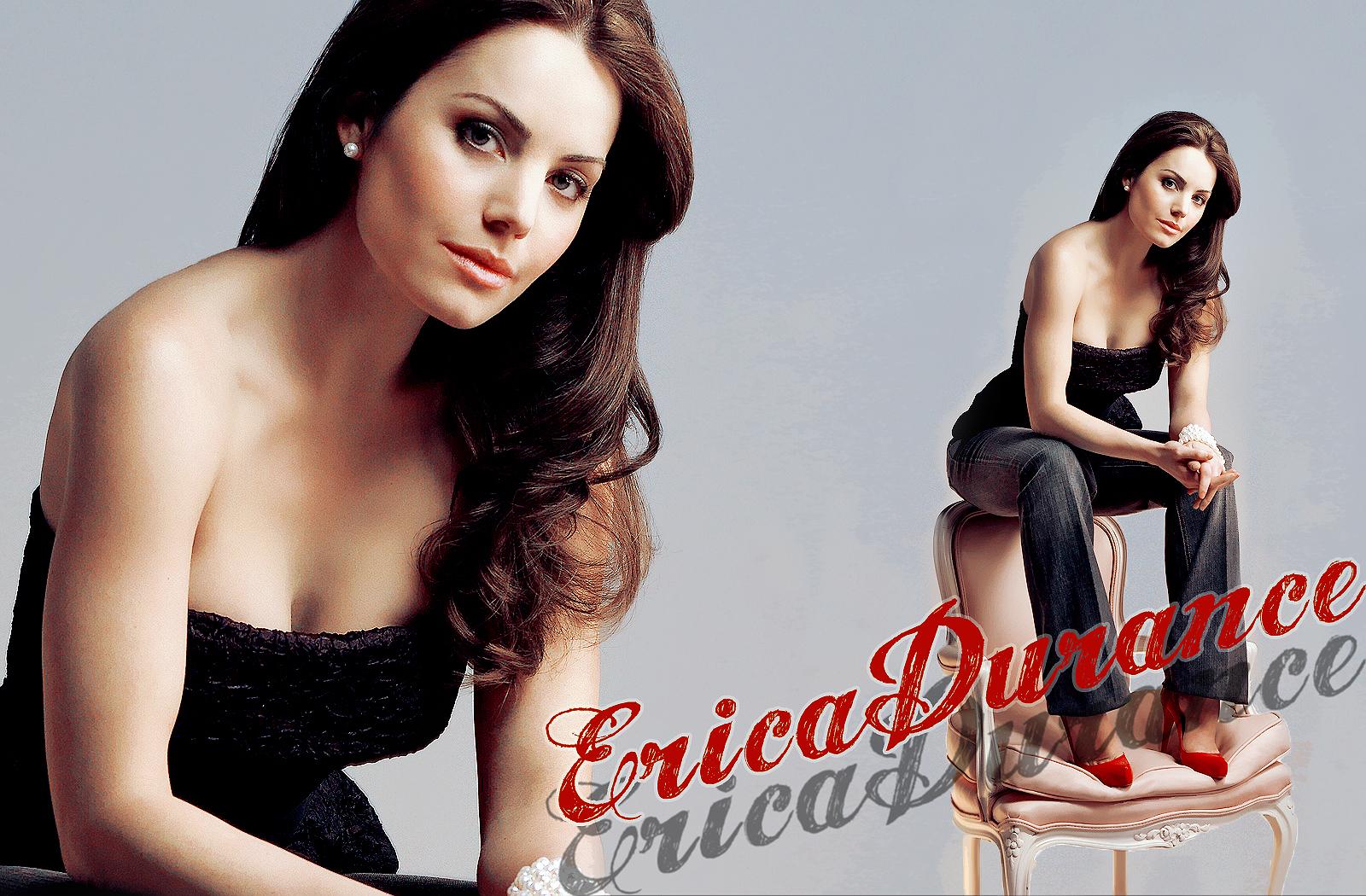 Erica Durance Erica Durance