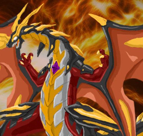 Evil Drago