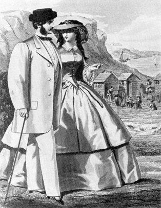 Fashion 1800's