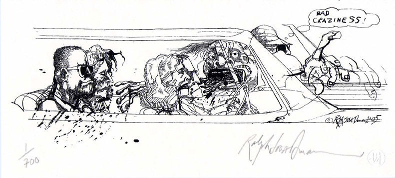 Fear And Loathing In Las Vegas Images Ralph Steadman
