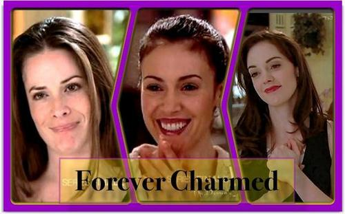 Forever Charmed Sisters!