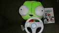 GIR behind the wheel