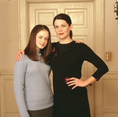 Gilmore Girls fond d'écran called Gilmore Girls Season 1 promotional stills