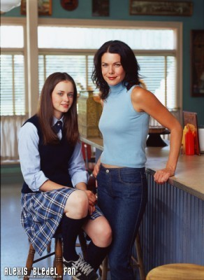 gilmore girls fondo de pantalla titled Gilmore Girls Season 1 promotional stills