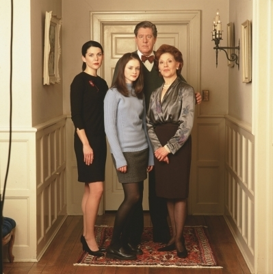 Gilmore Girls fond d'écran called Gilmore Girls Season 1 promotional stills