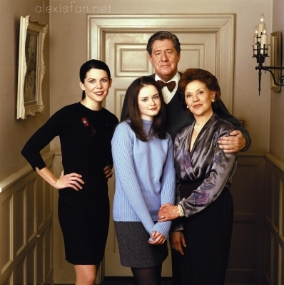 Gilmore Girls Season 1 promotional stills