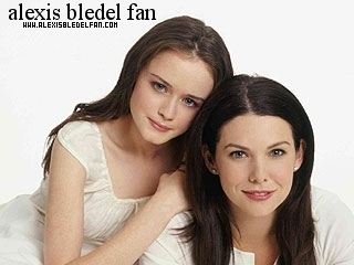 Gilmore Girls Season 2 promotional stills