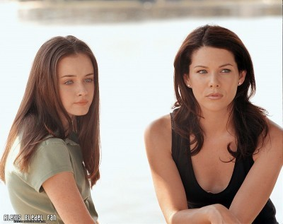 gilmore girls fondo de pantalla called Gilmore Girls Season 2 promotional stills