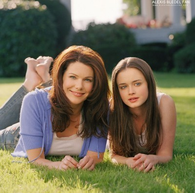 gilmore girls fondo de pantalla titled Gilmore Girls Season 2 promotional stills