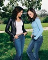 Gilmore Girls Season 4 promotional stills