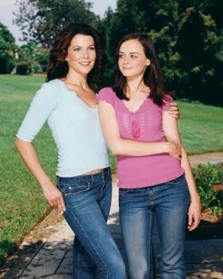 Gilmore Girls Season 4 promotional stills