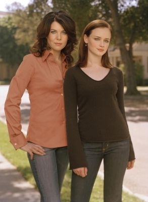 Gilmore Girls fond d'écran titled Gilmore Girls Season 5 promotional stills