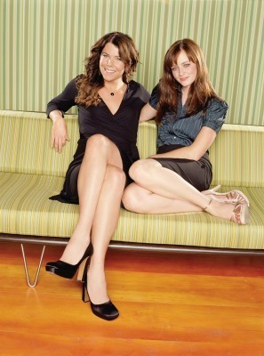 Gilmore Girls Season 7 promotional stills