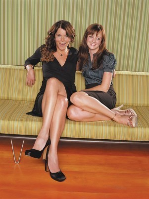 Gilmore Girls Season 7 promotional stills