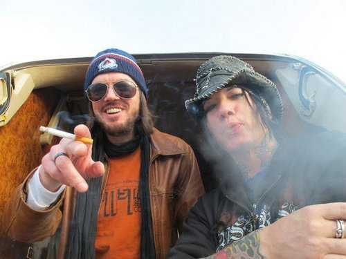 Guns N' Roses. St. Peterburg 2010