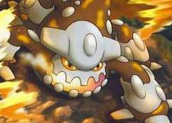 Heatran - legendary-pokemon Photo