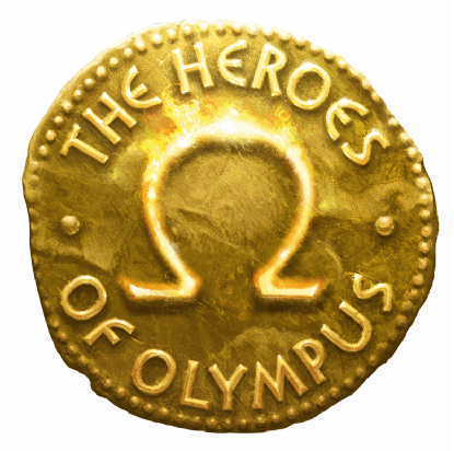 The Heroes of Olympus Series wallpaper titled Heroes of Olympus Logo