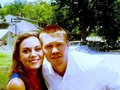 Hilarie and Chad Michael Murray - hilarie-burton photo