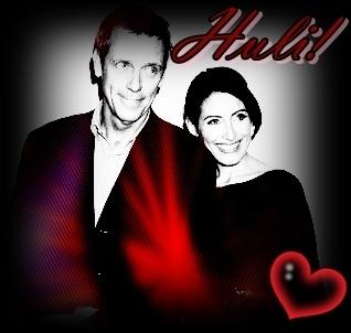Hugh+Lisa= ❤