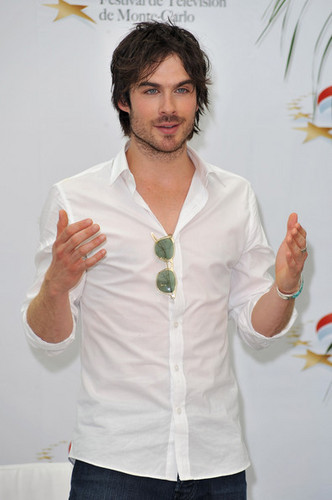 Ian@50th Monte Carlo TV Festival - दिन 2