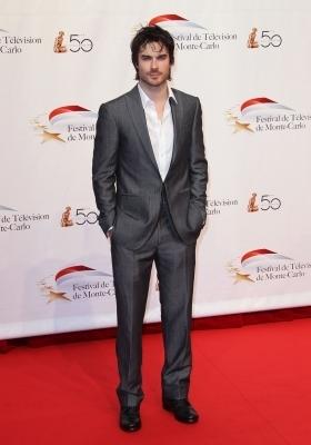 Ian@50th Monte Carlo TV Festival Opening Ceremony
