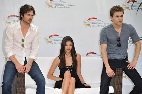 Ian,Nina and Paul@Monte Carlo
